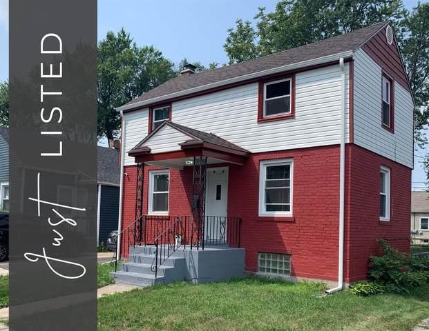 6112 Noble Avenue, Hammond, IN 46320 (MLS #498831) :: Lisa Gaff Team