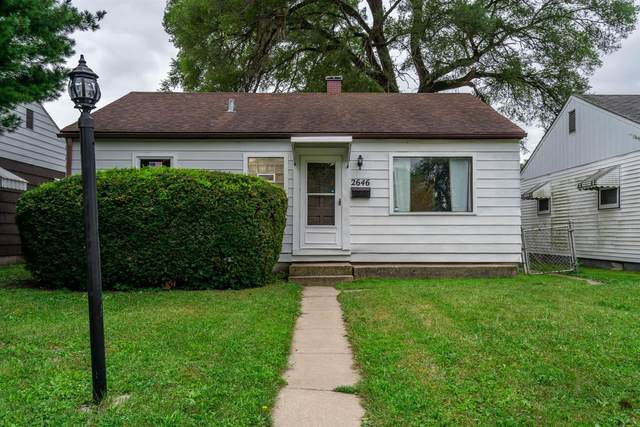 2646 W Grand Boulevard, Highland, IN 46322 (MLS #498900) :: Rossi and Taylor Realty Group
