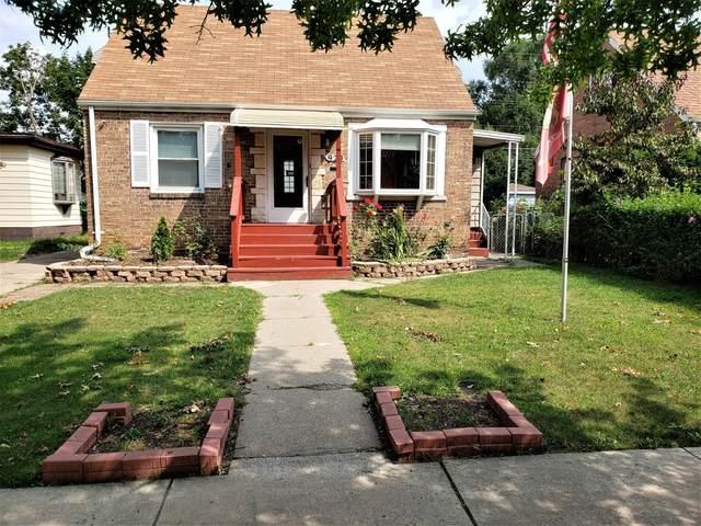 929 173rd Street, Hammond, IN 46324 (MLS #498948) :: McCormick Real Estate