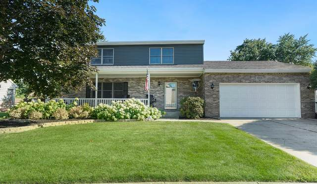 1055 Tinderbox Court, Valparaiso, IN 46385 (MLS #499015) :: McCormick Real Estate