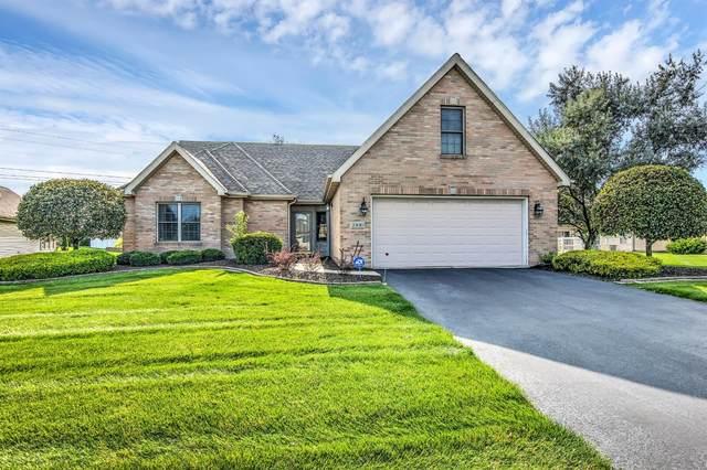 2100 Cedar Lane, Highland, IN 46322 (MLS #499021) :: McCormick Real Estate