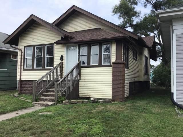 1043 Lyons Street, Hammond, IN 46320 (MLS #499039) :: McCormick Real Estate