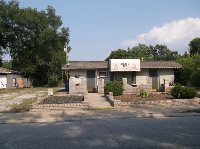 1365 Burr Street, Gary, IN 46406 (MLS #499053) :: Lisa Gaff Team