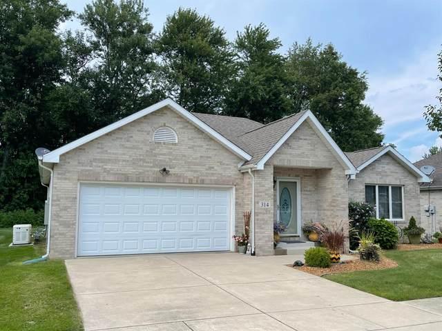 314 9th Circle SE, Demotte, IN 46310 (MLS #499240) :: McCormick Real Estate