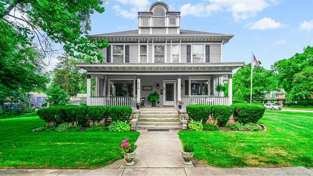 415 Madison Street, Valparaiso, IN 46385 (MLS #499260) :: McCormick Real Estate