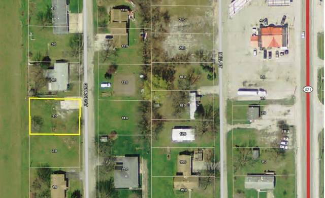 311 N George Street, Medaryville, IN 47957 (MLS #499273) :: McCormick Real Estate