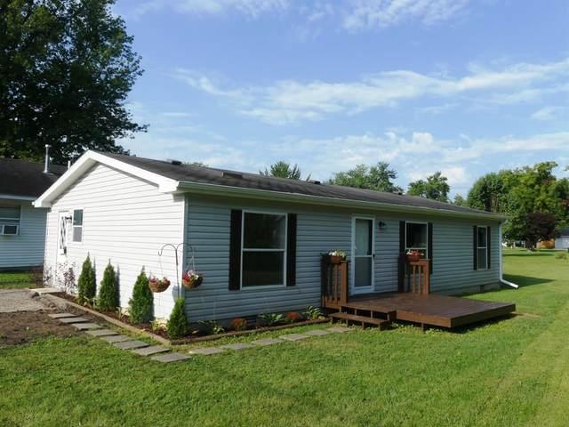 214 N 10th Street, Rensselaer, IN 47978 (MLS #499343) :: McCormick Real Estate