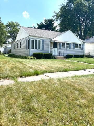 1023 Lincoln Street, Hobart, IN 46342 (MLS #499350) :: McCormick Real Estate