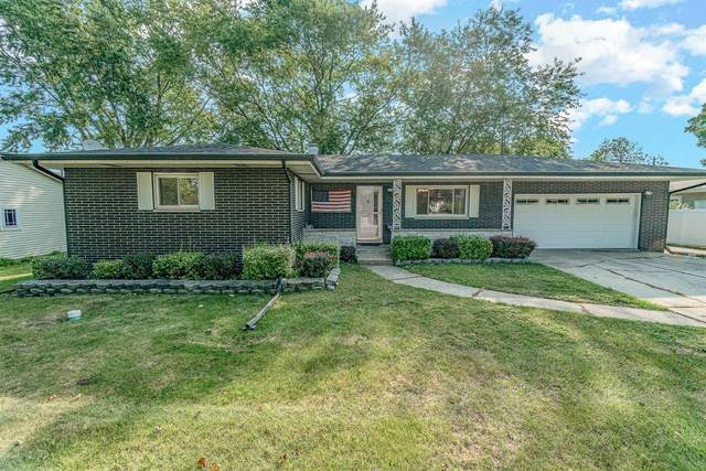 915 Luther Drive, Hobart, IN 46342 (MLS #499502) :: Lisa Gaff Team