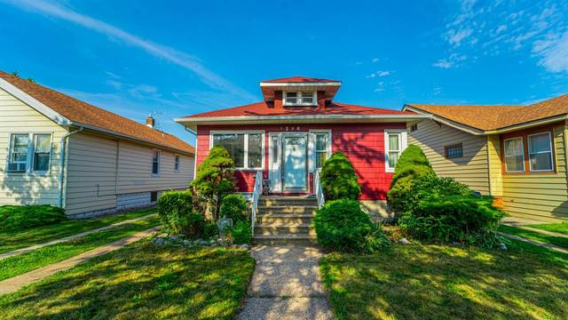1326 Stanton Avenue, Whiting, IN 46394 (MLS #499628) :: McCormick Real Estate