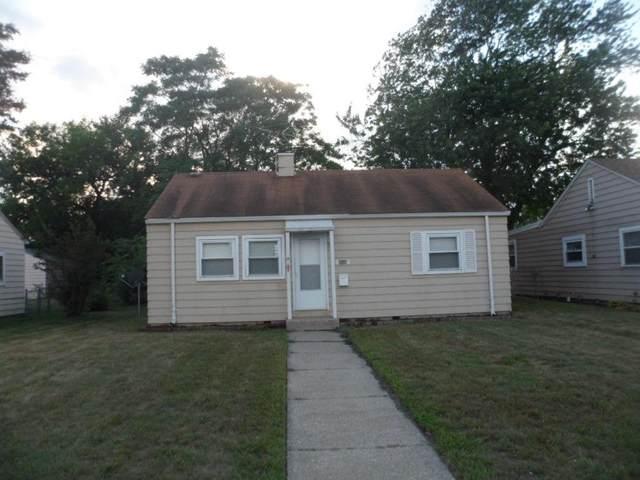 6538 Alexander Avenue, Hammond, IN 46323 (MLS #499646) :: McCormick Real Estate