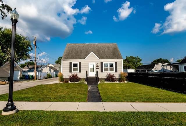 7417 Maplewood Avenue, Hammond, IN 46324 (MLS #499843) :: McCormick Real Estate