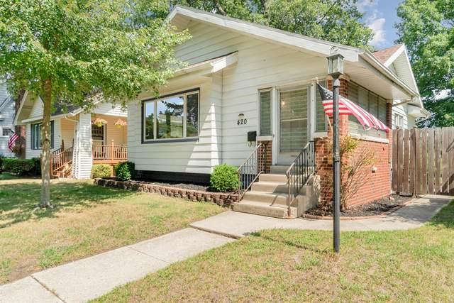 420 Dewey Street, Michigan City, IN 46360 (MLS #499960) :: Lisa Gaff Team