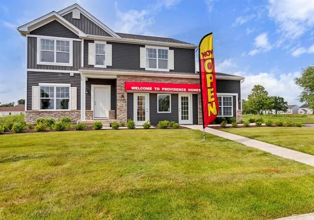 5644 Burr Ridge Circle, Crown Point, IN 46307 (MLS #499965) :: Lisa Gaff Team