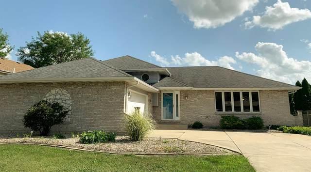 5021 NW Teal Terrace, Schererville, IN 46375 (MLS #500011) :: McCormick Real Estate