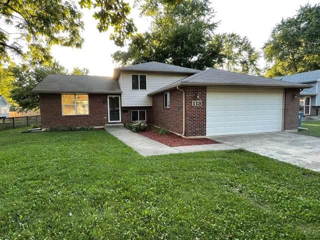 113 Prairie Street, Lowell, IN 46356 (MLS #500106) :: McCormick Real Estate