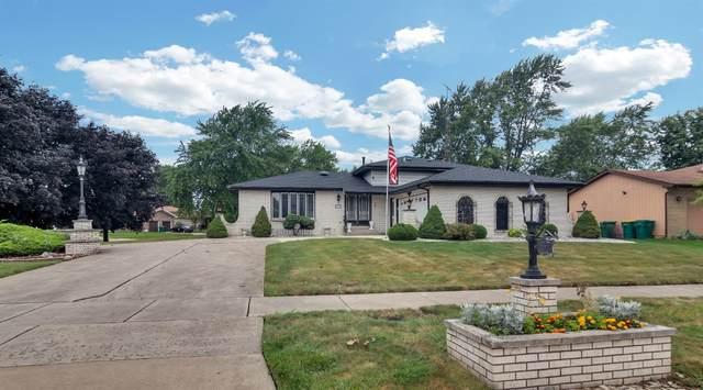7428 Buchanan Street, Merrillville, IN 46410 (MLS #500121) :: McCormick Real Estate