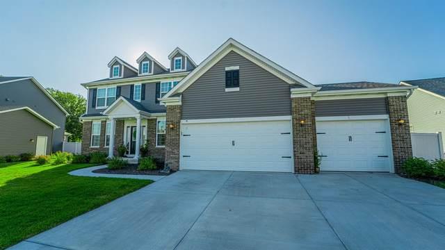 11063 Hickory Grove Road, Cedar Lake, IN 46303 (MLS #500200) :: McCormick Real Estate