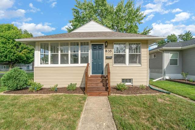 835 Lincoln Street, Hobart, IN 46342 (MLS #500233) :: McCormick Real Estate
