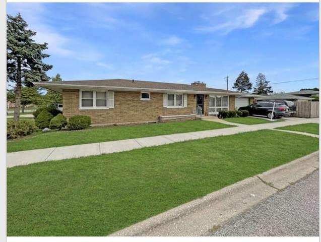 6651 Nebraska Avenue, Hammond, IN 46323 (MLS #500391) :: McCormick Real Estate