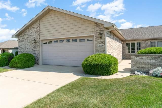 9829 Hart Street, St. John, IN 46373 (MLS #500397) :: McCormick Real Estate