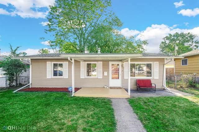 6423 New Jersey Avenue, Hammond, IN 46323 (MLS #500405) :: McCormick Real Estate