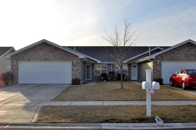 8314 Pierce Place, Merrillville, IN 46410 (MLS #500408) :: McCormick Real Estate