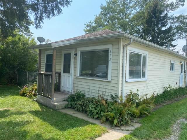 272 N Wilson Street, Hobart, IN 46342 (MLS #500442) :: McCormick Real Estate
