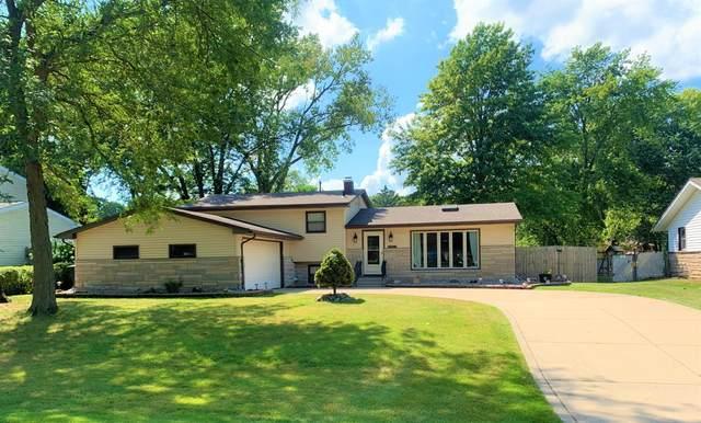 8608 Lee Street, Crown Point, IN 46307 (MLS #500458) :: McCormick Real Estate