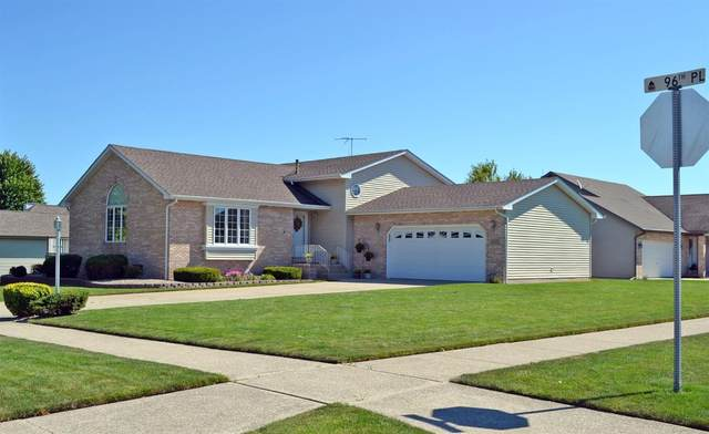 1305 W 96th Place, Crown Point, IN 46307 (MLS #500487) :: Lisa Gaff Team