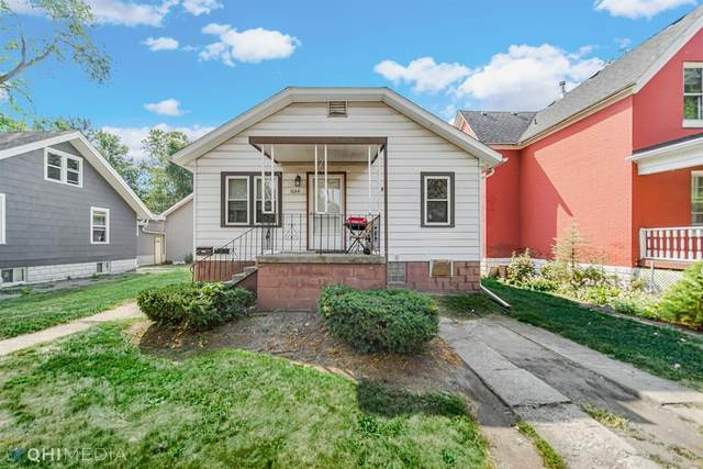 1034 E 170th Place, Hammond, IN 46324 (MLS #500557) :: McCormick Real Estate
