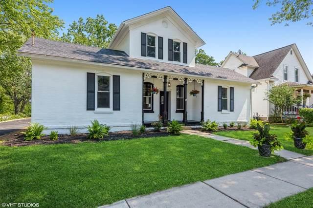 122 N Jackson Street, Crown Point, IN 46307 (MLS #500578) :: McCormick Real Estate