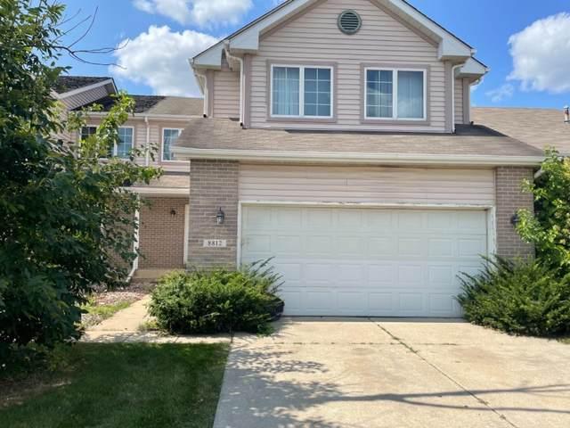 8812 Monroe Street, Merrillville, IN 46410 (MLS #500610) :: McCormick Real Estate