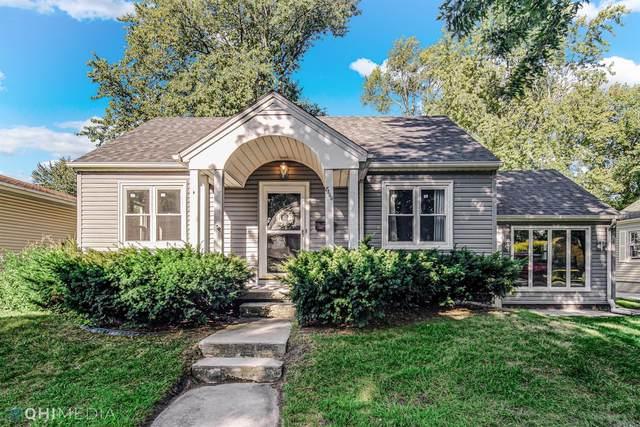 8444 White Oak Avenue, Munster, IN 46321 (MLS #500617) :: McCormick Real Estate