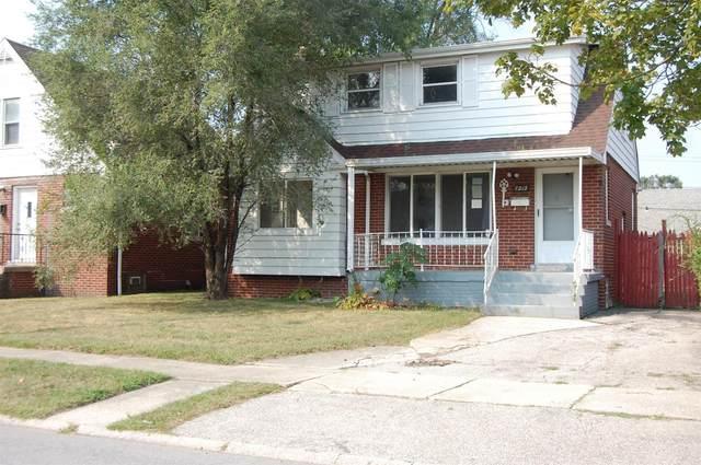 7212 Mclaughlin Avenue, Hammond, IN 46324 (MLS #500707) :: McCormick Real Estate