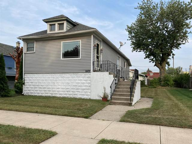 2435 New York Avenue, Whiting, IN 46394 (MLS #500732) :: Lisa Gaff Team
