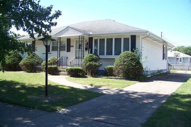 8340 Delaware Street, Highland, IN 46322 (MLS #500764) :: McCormick Real Estate