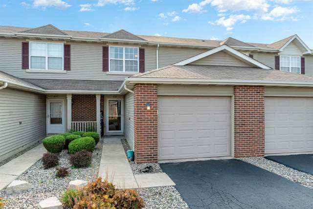 839 Flagstone Drive, Dyer, IN 46311 (MLS #500852) :: McCormick Real Estate
