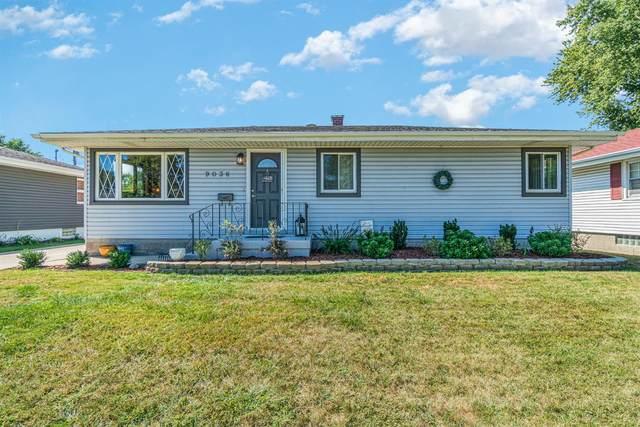 9036 Hess Drive, Highland, IN 46322 (MLS #500957) :: Lisa Gaff Team
