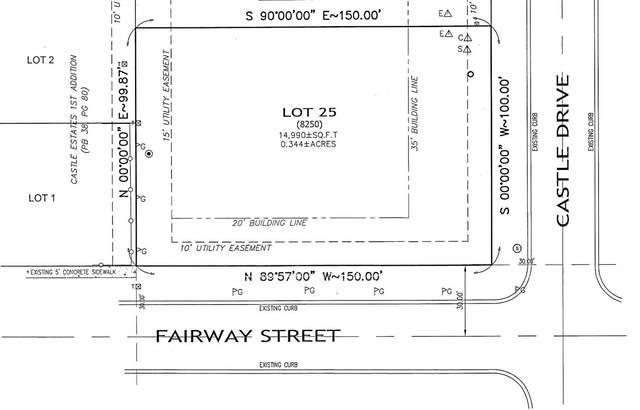 8250 Castle Drive, Munster, IN 46321 (MLS #500984) :: McCormick Real Estate