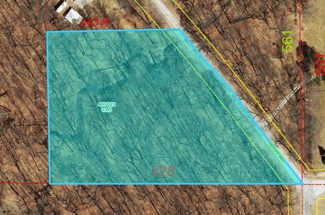 15630-APPROX S Grove Road, Hebron, IN 46341 (MLS #501022) :: McCormick Real Estate