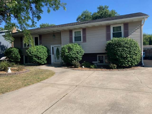 851 Harrison Avenue, Dyer, IN 46311 (MLS #501085) :: McCormick Real Estate