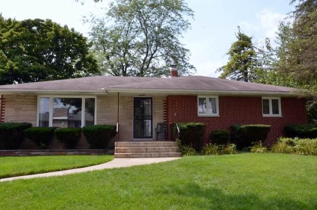 5540 Johnson Street, Merrillville, IN 46410 (MLS #501109) :: Lisa Gaff Team