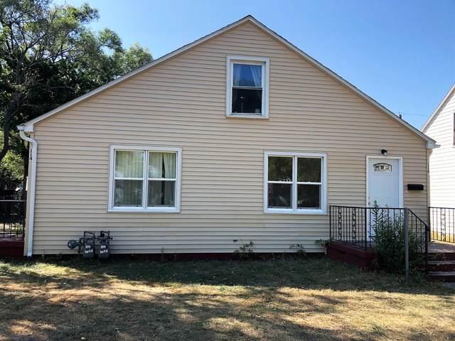 114 N Woodland Avenue, Michigan City, IN 46360 (MLS #501117) :: McCormick Real Estate