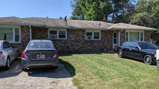 2810-2812 Edgewood Street, Portage, IN 46368 (MLS #501161) :: Lisa Gaff Team