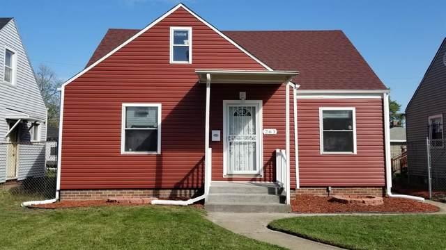 261 Taft Street, Gary, IN 46404 (MLS #501186) :: McCormick Real Estate