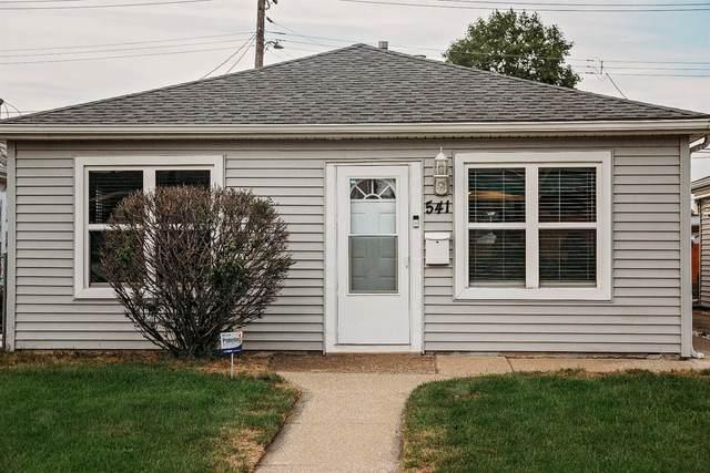 541 141st Street, Hammond, IN 46327 (MLS #501215) :: McCormick Real Estate