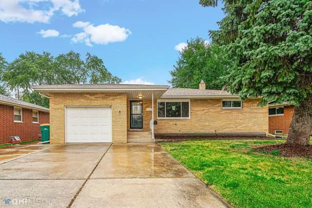5501 Pierce Street, Merrillville, IN 46410 (MLS #501268) :: McCormick Real Estate