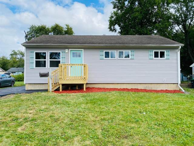 4135 Swift Street, Hobart, IN 46342 (MLS #501290) :: McCormick Real Estate