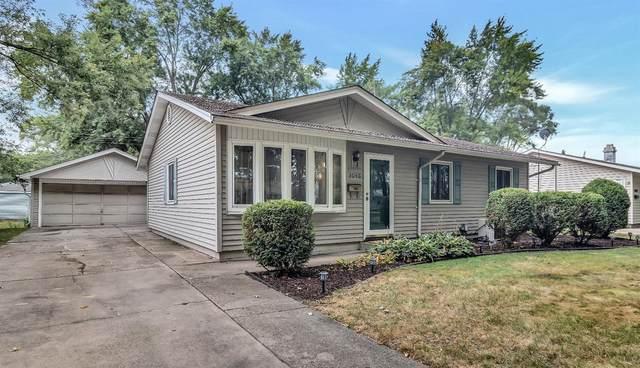 3040 Glenwood Street, Highland, IN 46322 (MLS #501296) :: McCormick Real Estate